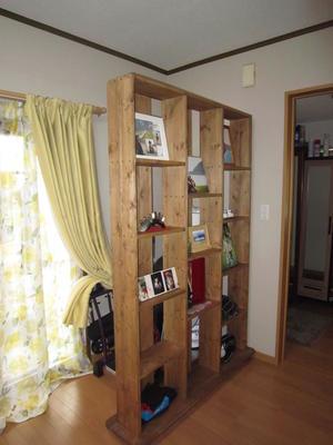 可動式飾り棚