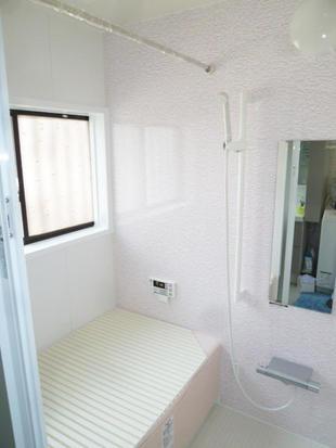 浴室の改装工事