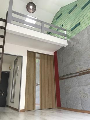 市川市:賃貸アパートの一室を、こだわりのデザインでリフォーム!