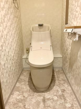 市川市:手洗いの大きな便器へ交換!