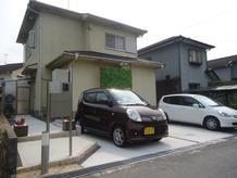 外構工事で駐車スペースを確保!
