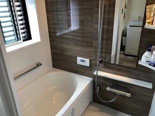 浴室洗面室をピカピカにリフォーム!