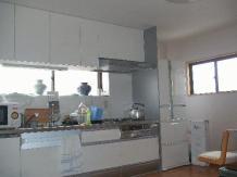 キッチン/城陽市でリフォームするなら住まいプロ ホームウェル城陽(2011.12.09)