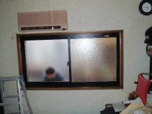 窓の入れ替え/城陽市でリフォームするなら住まいプロ ホームウェル城陽(2011.12.09)