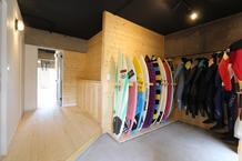 Surfer's House