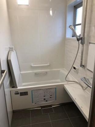 広さそのままお風呂リフォーム&洗面室リフォーム