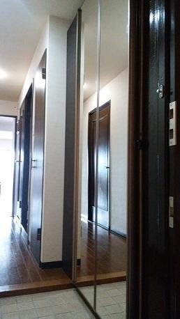 和歌山市 玄関収納設置リフォーム