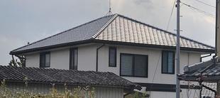 和歌山市 屋根の葺き替えリフォーム
