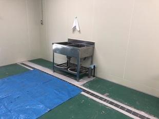 和歌山市 工場の給排水衛生設備設置リフォーム