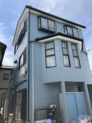 和歌山市 屋根・外壁塗装リフォーム