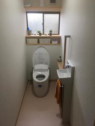 高鍋町 S様邸 トイレ改修