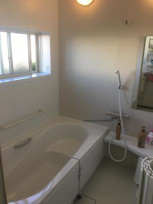 高鍋町  リフォーム 浴室・洗面化粧台