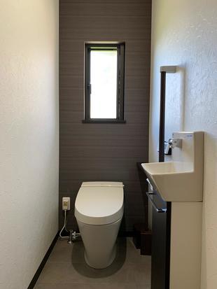 西都市 リフォーム トイレ