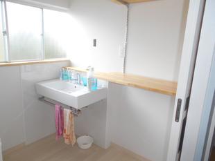 高鍋町 リフォーム 洗面室