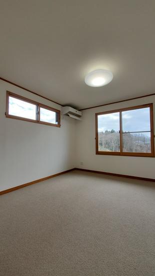 最先端リノベーション住宅 2階寝室