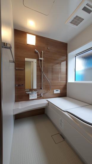 最先端リノベーション住宅 浴室・脱衣