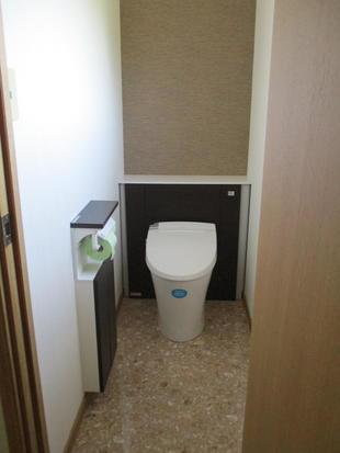 リフォーム トイレ