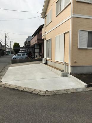 庭を無くして車2台駐車できるスペースがほしい❕