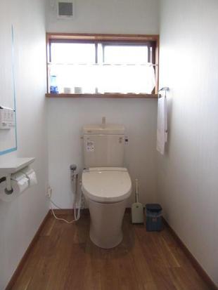 トイレ改修 リフォーム工事