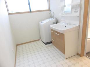 洗面・浴室 リフォーム工事