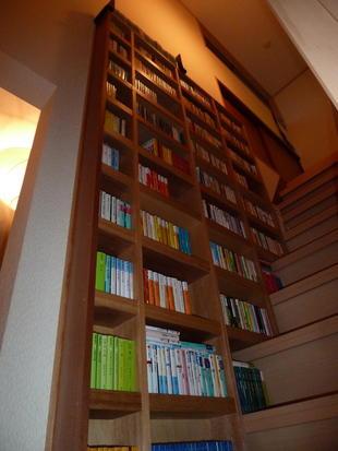 階段スペースの有効利用(^O^)/