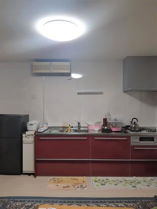 新設キッチン!|燕市リフォーム