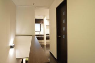 郡山市大町で住宅2階にキッチンと洗濯置場を増設しました。