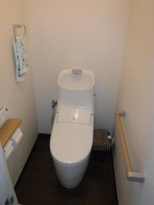 鹿児島市 マンショントイレのリフォーム!