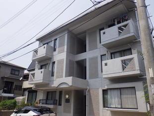 鹿児島市マンション外壁(化粧打放し)・屋根リフォーム