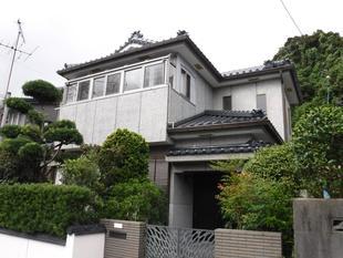 鹿児島市 戸建住宅の屋根・外壁塗装!