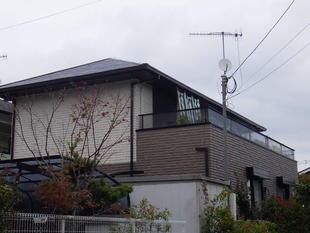 屋根外壁塗り替え  鹿児島市
