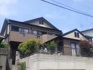 屋根・外壁塗り替えでリフレッシュ (鹿児島市)!