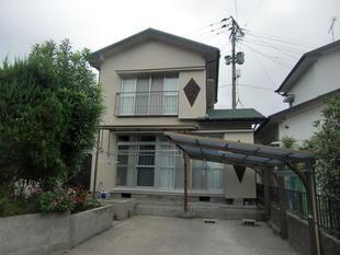 鹿児島市T邸屋根・外壁改修工事