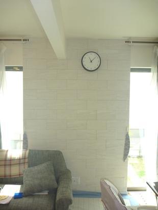 室内 モザイクタイル・エコカラット工事