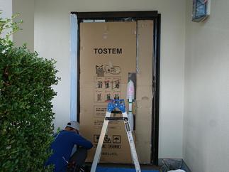 LIXIL リシェント玄関ドア