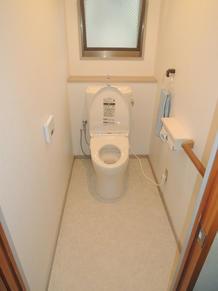 1・2階トイレ改装工事