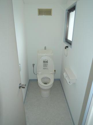2階トイレ[施工後]
