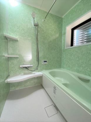 [鳥取県 米子市]色を選んで自分でコーデ!浴室改装工事