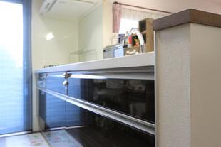 [鳥取県 米子市]最新のキッチンへお取替え!