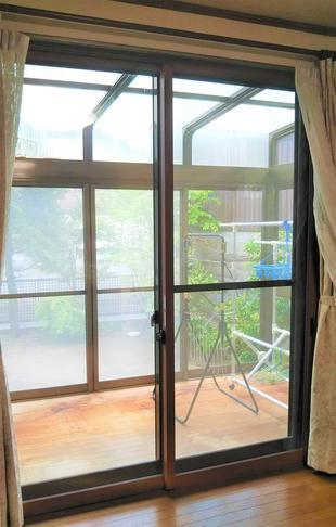 [鳥取県 米子市]内窓でエアコンの冷気を逃がさない!