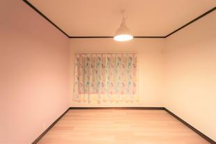 [鳥取県 米子市]かわいいお部屋に!子ども部屋改装工事