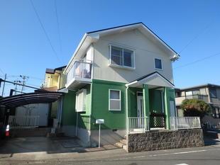 K様邸外壁屋根塗装工事