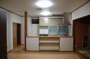 キッチン&ダイニング(2011.11.19)