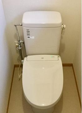 朝倉市小田 大小トイレをひとつにまとめてスッキリ!!