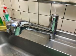 水栓蛇口取替工事