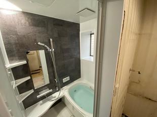 鴻巣市 浴室洗面改装工事