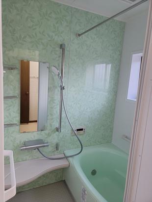 熊谷市 LIXILアライズ 浴室工事