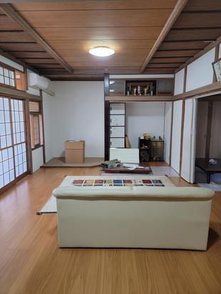 熊谷市 居室改装工事