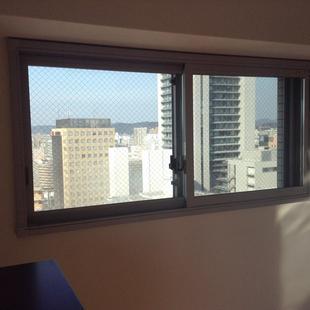 窓断熱リフォーム(寝室編)
