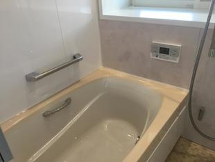 浴室リフォーム事例 倉敷市 スパージュ1216